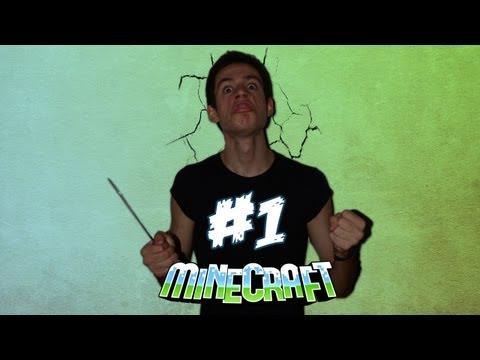 CREEPEEERRR ! - Minecraft Hayatta Kalmaca : Survival Rehberi - Part 1