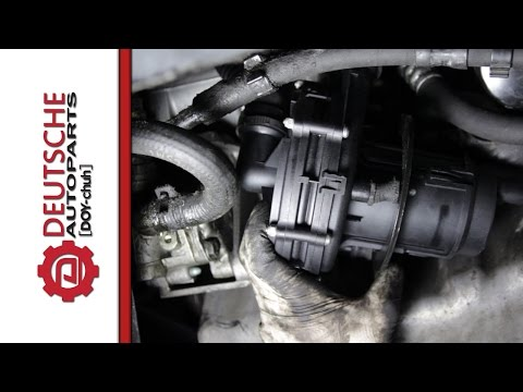 Secondary air injection for Persian motors cornelius or
