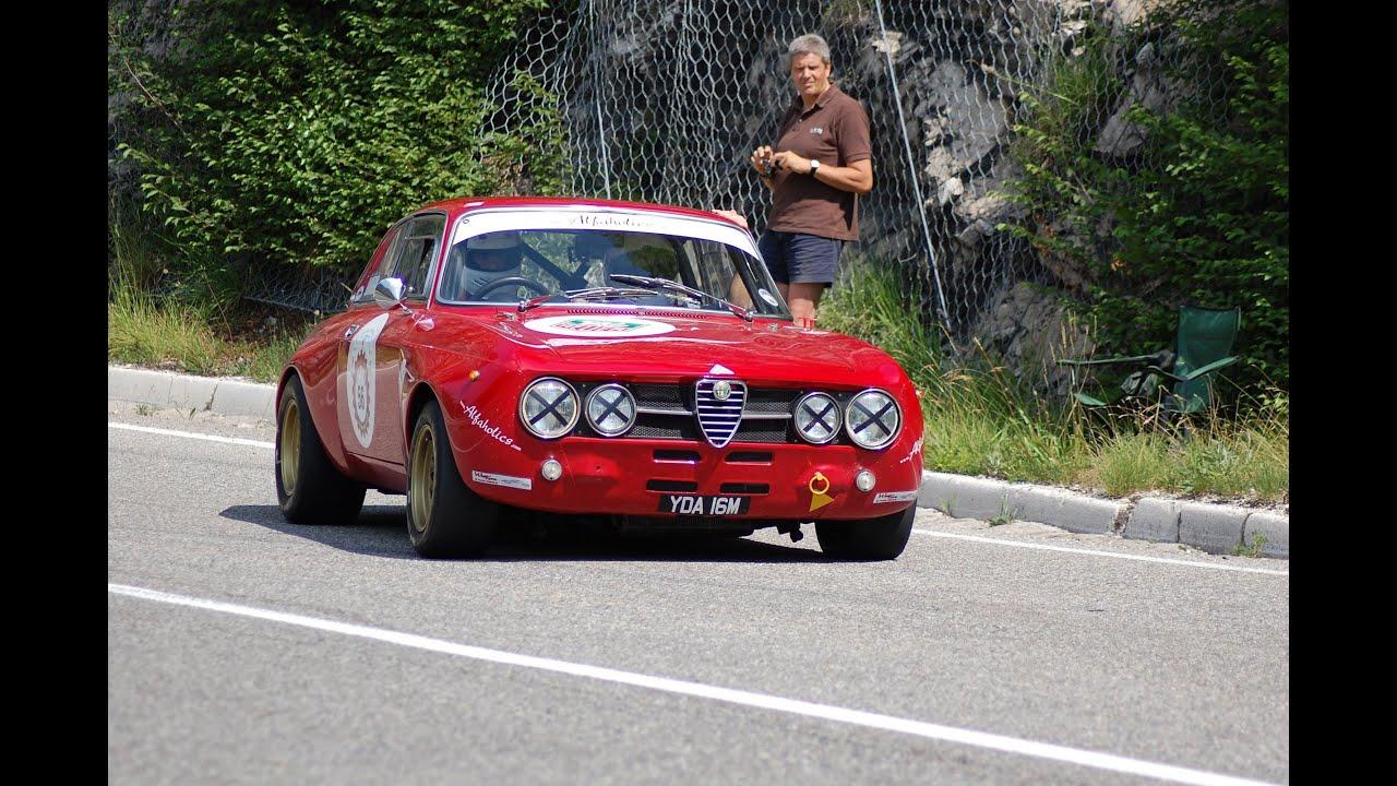 Alfa Romeo Gtam Replica Nave Caine St Eusebio 2013
