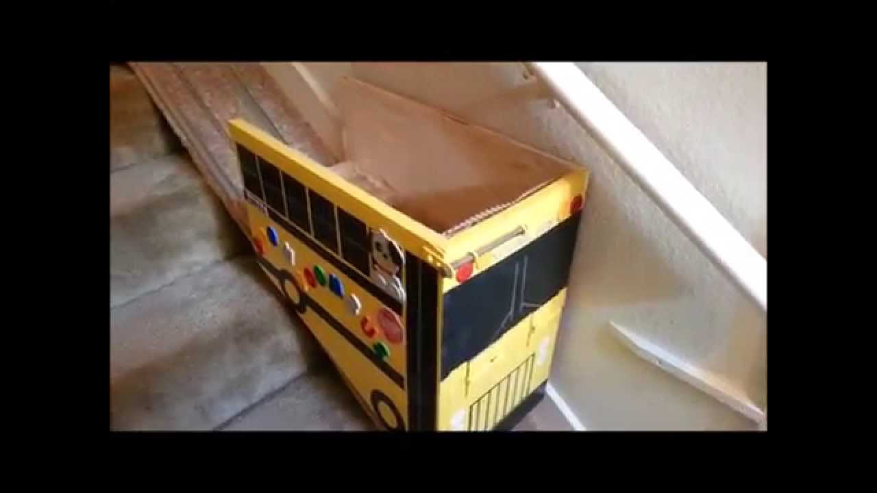 Pet Stair Lift Quot The Making Of Bubba S Boom Boom Bus Quot Youtube