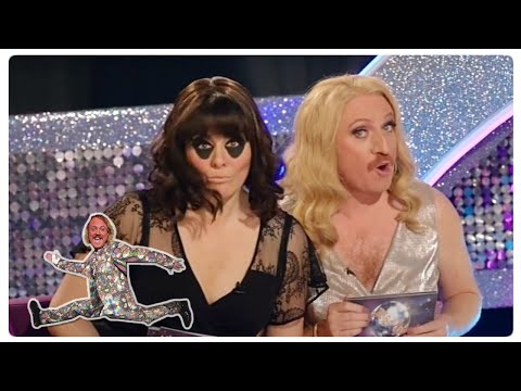 Tess Daly & Claudia Winkleman Host More Strictly Come Dancing - The Keith Lemon Sketch Show