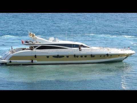 Super Yacht  Graziadiu [HD]