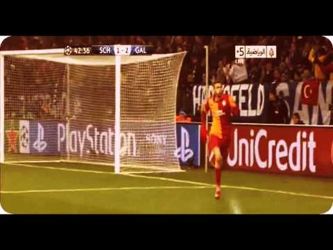 Schalke 04 (2-3) Galatasaray Arab announcer - Arap Spiker FULL MATCH