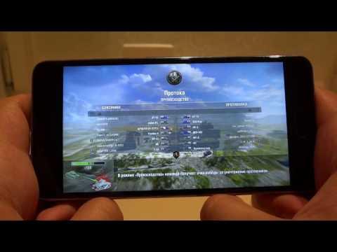 Обзор игровой производительности MEIZU m3s mini на примере игры World of Tank Blitz
