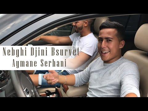 Aymane Serhani - Nebghi Djini Bsurvet (Clip Selfie) avec Harone Synthé