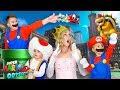 BEST HALLOWEEN COSTUMES EVER!   Super Mario Odyssey 2017!