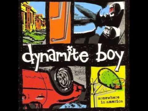 Dynamite Boy - Paper Hearts
