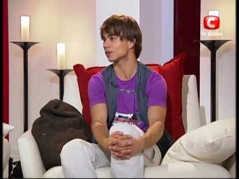 """Alexander Rybak in Ukrainian """"X-Factor"""" (Selection) Eng&Rus subs.(23.10.2010)"""