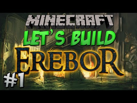 Let's Build - Erebor - #1 Lonely Mountain
