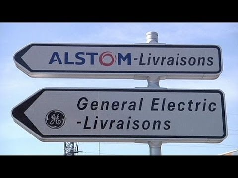 'Good deal' for France, claims Alstom chief