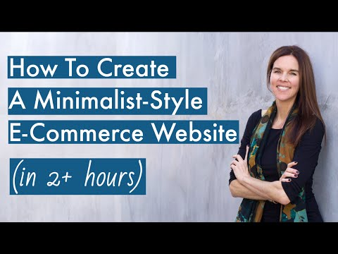 How To Create An ECOMMERCE WordPress Website | Step-By-Step Tutorial ...