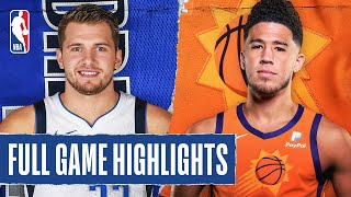 MAVERICKS at SUNS | FULL GAME HIGHLIGHTS | August 2, 2020