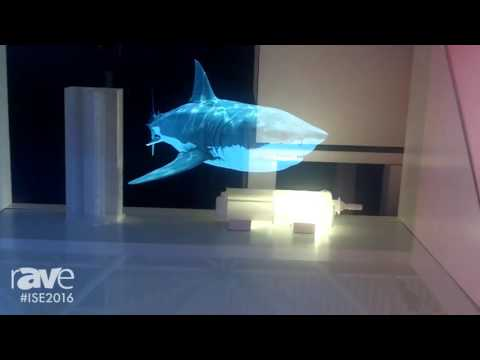 ISE 2016: blueBOX Demonstrates holoBOX