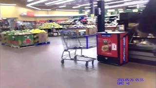Grand Forks PD Body Cam Video of Walmart Shooting