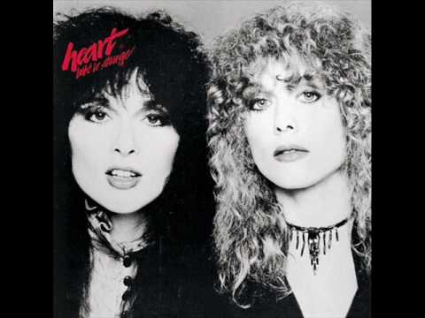 Heart - Silver Wheels