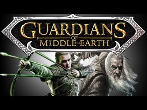 Guardians of Middle-earth - League of Legends do Senhor dos Aneis