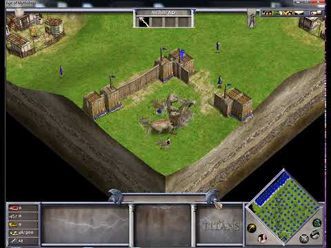 Age of Mythology holocaust