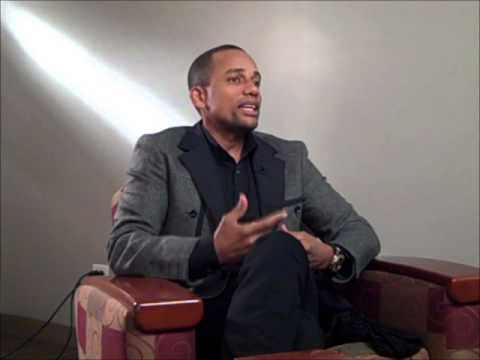 North Central College Presents: Hill Harper Interview_part 1