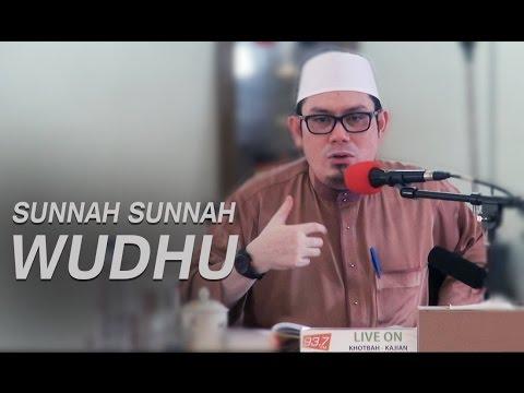 Sunnah Sunnah Wudhu - Ustadz Ahmad Zainuddin, Lc.