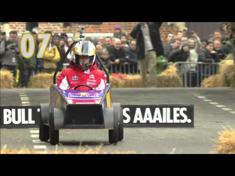 Top 10 Crashes - Red Bull Soapbox Race 2013 Germany