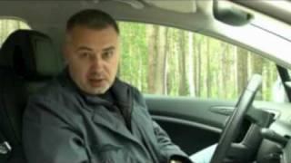 Citroen C5 - Тест драйв с Александром Михельсоном  - Часть 1