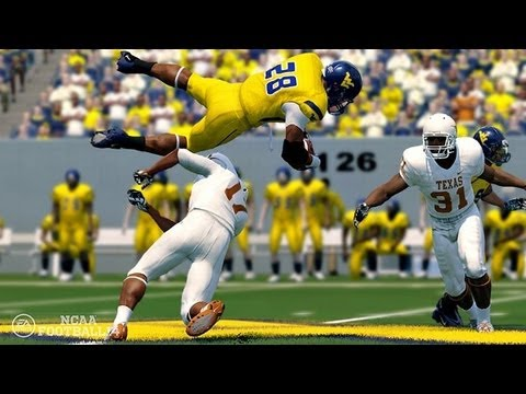 NCAA Football 14 Gameplay - NCAA Football 14 Discussion   NCAA Football 14 Gameplay Trailer
