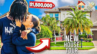 NYYEAR AND JALYN  OFFICIAL HOUSE TOUR!!! **FINALLY**