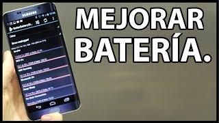 Como AUMENTAR la BATERIA de celular Android - LA GUIA 2016