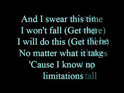I will get there - lyrics
