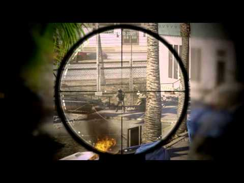 Pamaj: First Advanced Warfare Sniper Montage HD
