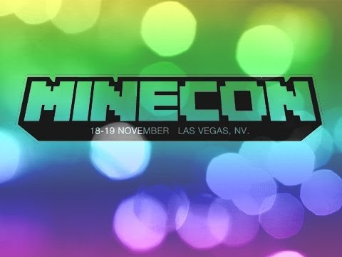 Minecon Machinima Pannel