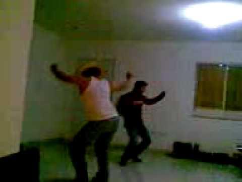 Baile Compadre imitacion