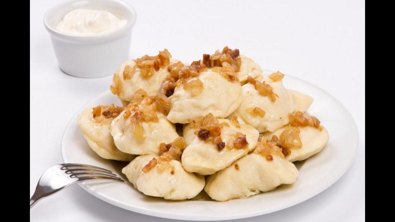 Как сделать вареники с картошкой и с грибами 145