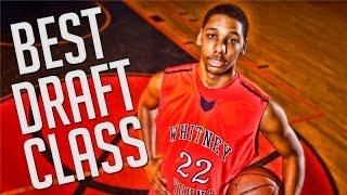 NBA 2K15 Best Draft Class Tutorial for MyGM & MyLeague