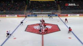 CHL - Round of 16  First Game - SC Bern vs. JYP Jyväskylä - 01.11.2016