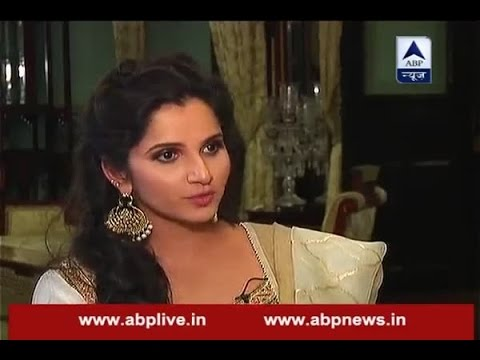 SPECIAL INTERVIEW: I and Shoaib are stubborn athletes, said Sania Mirza to ABP News