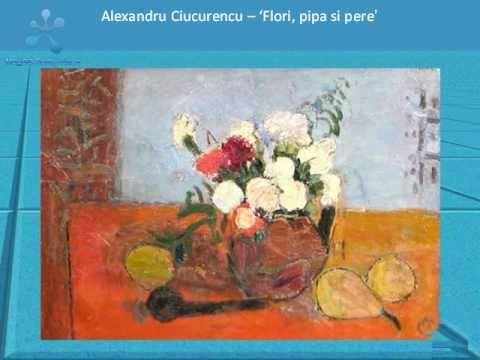 REVERIE(Anton Suteu)- ROMANIAN PAINTERS:Ciucurencu, Simonidi -pictori romani
