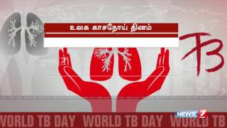 World Tuberculosis Day: Some facts | News7 Tamil