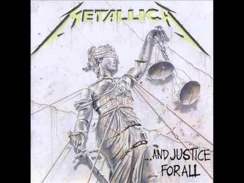 Metallica - To Live Is To Die (F Tuning)