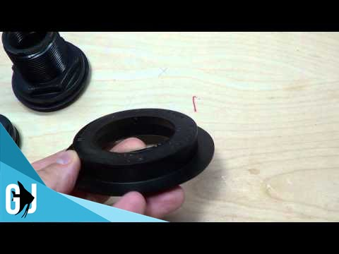 185 When To Use Uniseal Vs Bulkhead For Aquarium And