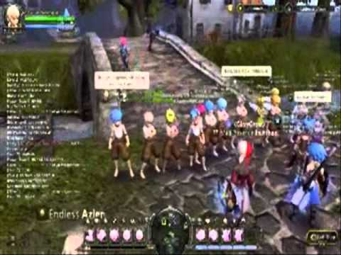 Character Dragon Nest Indonesia Dragon Nest Indonesia Dance
