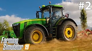 DIT IS GEEN TRACTOR !! | Farming Simulator 19 Let's Play #2