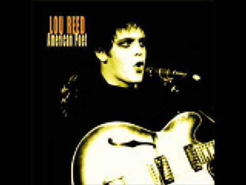 Lou Reed - Walk On The Wild Side - live1972
