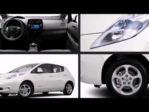 2012 Nissan Leaf Video