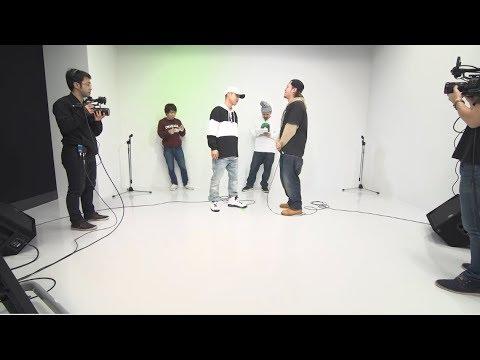 FEIDA-WAN vs Karter/LINE MUSIC × 戦極 ORIGINAL BATTLE BEA TVOL2(17.11.7)