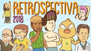 RETROSPECTIVA ANIMADA 2018 - Canal Nostalgia