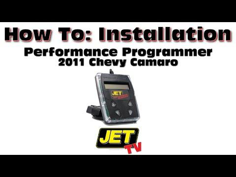 2011 Camaro JET Performance Programmer Install