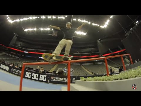 Street League 2012: Kansas City Quick Clip with Paul Rodriguez