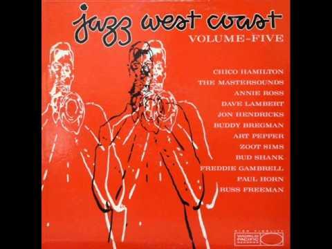 Russ Freeman Quartet - Invitation to the Blues