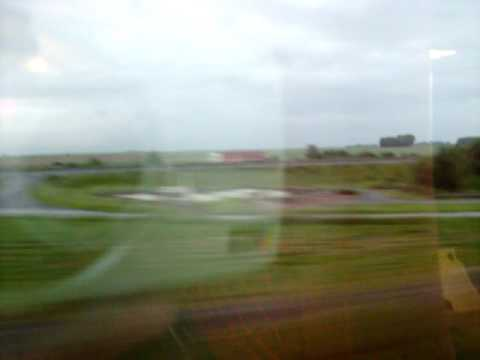 Thalys  High Speed Rail Brussels Belgium  to Paris France